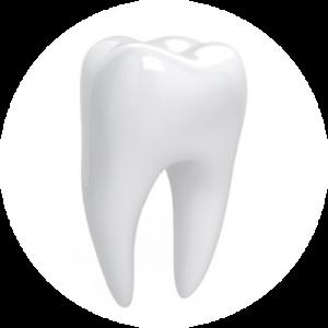 Leczenie kanałowe zęba.