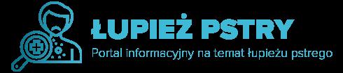 Łupież pstry - logo